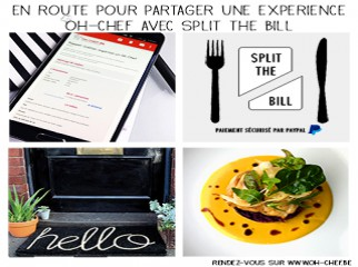 Invité(e) à une soirée Oh-Chef x Split the Bill?